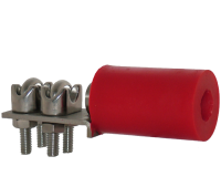 Commercial Zip Wire - 12mm Launch End Stopper