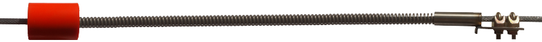 12mm Zip Wire Spring Brake