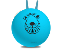 50cm Retro Space Hopper Blue