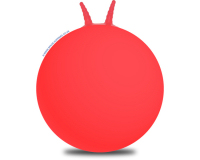 Plain 66cm Adult Space Hopper Red
