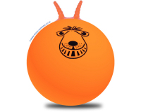 66cm Adult Retro Space Hopper Orange