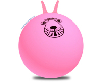 66cm Adult Retro Space Hopper Pink