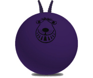 66cm Adult Retro Space Hopper Purple