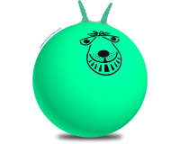 Retro Green 80cm Adult Space Hopper